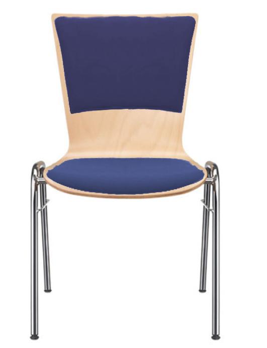 stapelstuhl wismar sitz gepolstert sitzschalenst hle stuhlhersteller st hle stapelstuhl. Black Bedroom Furniture Sets. Home Design Ideas