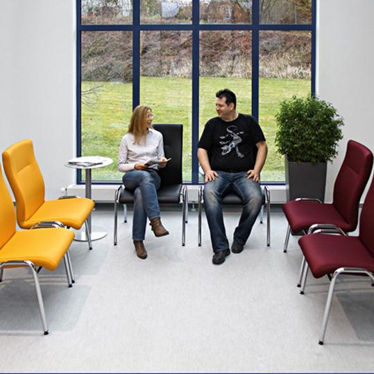 Schwergewichtsstuhl Xl Stühle Wartezimmerstühle Warteraumstuhl